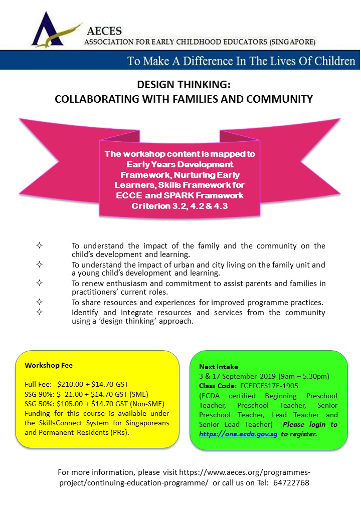 Continuing Professional Development Programme | AECES